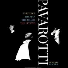 Locandina di Pavarotti