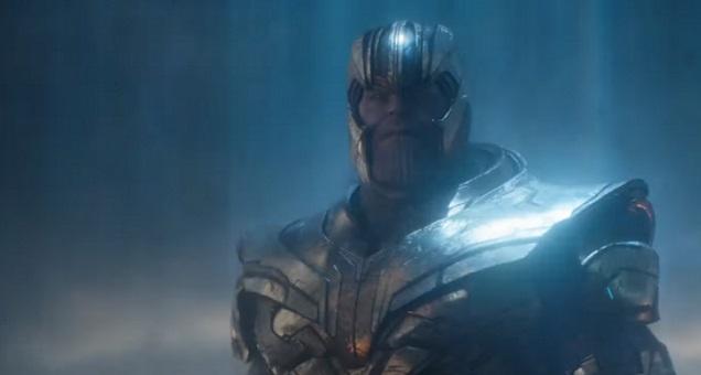 Avengers Endgame Il Peluche Di Thanos Ha Rivelato Degli