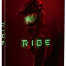 La cover del Blu-ray di Ride