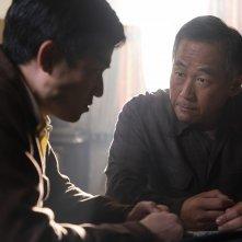 The Terror: Shingo Usama nei panni di Henry Nakayama e Derek Mio in quelli di Chester Nakayama nella stagione 2