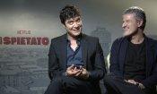 """Lo spietato, intervista a Riccardo Scamarcio: """"Se finisce il mistero finisce l'amore"""""""