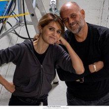 Ma cosa ci dice il cervello: Riccardo Milani e Paola Cortellesi sul set