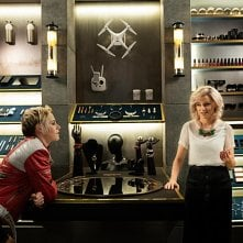 Charlie's Angels: Kristen Stewart ed Elizabeth Banks sul set