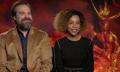 """David Harbour: """"Rispetto ai mostri di Hellboy il Demogorgone è un ragazzino"""""""
