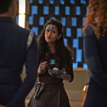 Star Trek: Discovery,  Yadira Guevara-Prip in una scena dell'episodio Such Sweet Sorrow