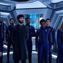 Star Trek: Discovery, una scena dell'episodio Such Sweet Sorrow