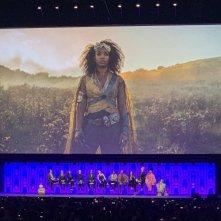 Star Wars: Episode IX, una foto di Jannah