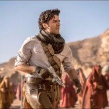 Star Wars: Episode IX, una foto di Oscar Isaac