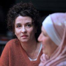 Le Invisibili: Noémie Lvovsky durante una scena del film
