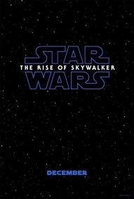 Locandina di Star Wars: The Rise of Skywalker