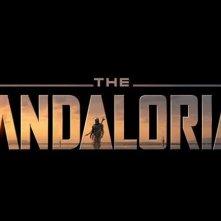 The Mandalorian: il logo della serie