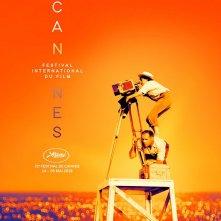 Cannes 2019: la locandina in omaggio ad Agnes Varda