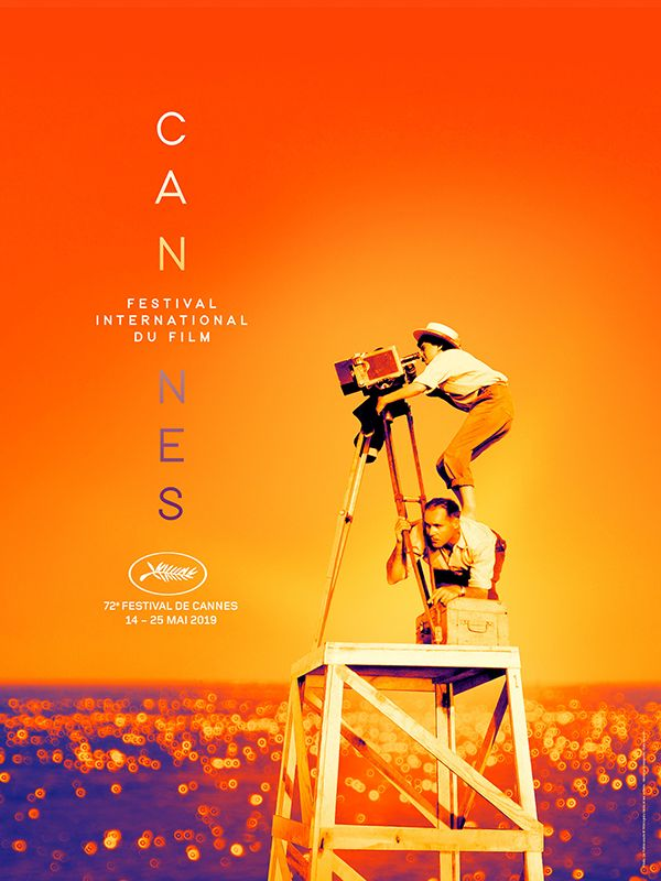 Cannes 2019 Poster