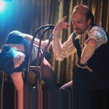 Fosse/Verdon: Sam Rockwell durante una scena