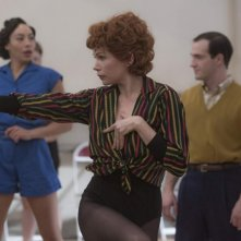 Fosse/Verdon: una scena della serie con Michelle Williams