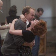 Fosse/Verdon: Sam Rockwell insieme a Michelle Williams in una scena