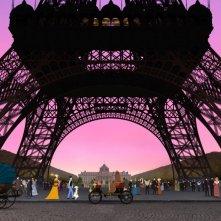Dilili a Parigi: una sequenza del film