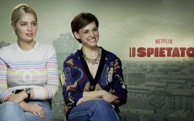 """Lo spietato, Marie-Ange Casta e Sara Serraiocco: """"Amare e fidarsi è un grande gesto"""""""