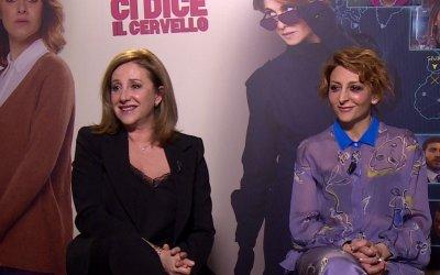 Ma cosa ci dice il cervello: Intervista a Paola Minaccioni e Carla Signoris