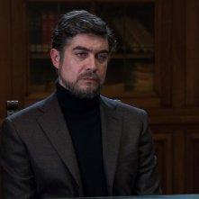 Non sono un assassino: Riccardo Scamarcio durante una sequenza