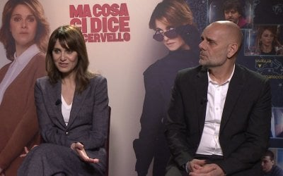 """Ma cosa ci dice il cervello, Paola Cortellesi: """"Le mie scene d'azione come Tom Cruise"""""""