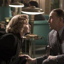 Stanlio e Ollio: Steve Coogan e Nina Arianda in una scena