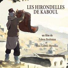 Locandina di Les Hirondelles De Kabul