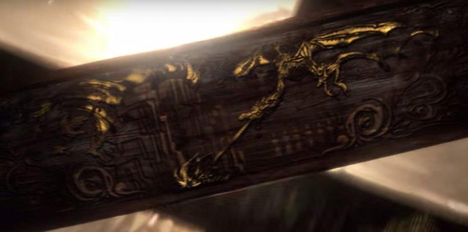 Il Trono Di Spade 8 Sigla Viserion