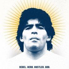 Locandina di Maradona