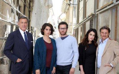 """L'Aquila - Grandi speranze, Valentina Lodovini: """"La fierezza degli aquilani è stato un dono prezioso"""""""