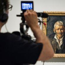 Il giovane Picasso: un momento sul set del film