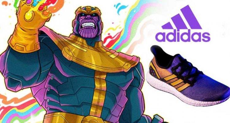 Avengers: Endgame, Adidas svela le sneakers dedicate a