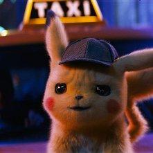 Detective Pikachu: un'immagine del film