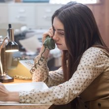 Ted Bundy - Fascino Criminale: Lily Collins in una scena del film