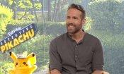 """Ryan Reynolds è la voce di Detective Pikachu: """"Ma il vero detective è mio fratello"""""""