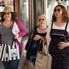 Wine Country:  Maya Rudolph, Emily Spivey, Paula Pell in una scena del film