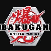 Locandina di Bakugan: Battle Planet