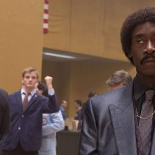 Black Monday: Don Cheadle in una scena della serie