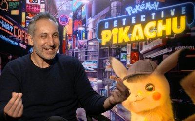 """Detective Pikachu, il regista: """"Nel film sui Pokémon c'è un po' di Italia"""""""
