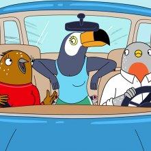 Tuca e Bertie: una scena della prima stagione