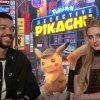 """Detective Pikachu, intervista a Justice Smith e Katryn Newton: """"C'è uno Psyduck in tutti noi"""""""