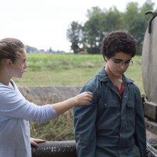 Le Jeune Ahmed: una scena del film