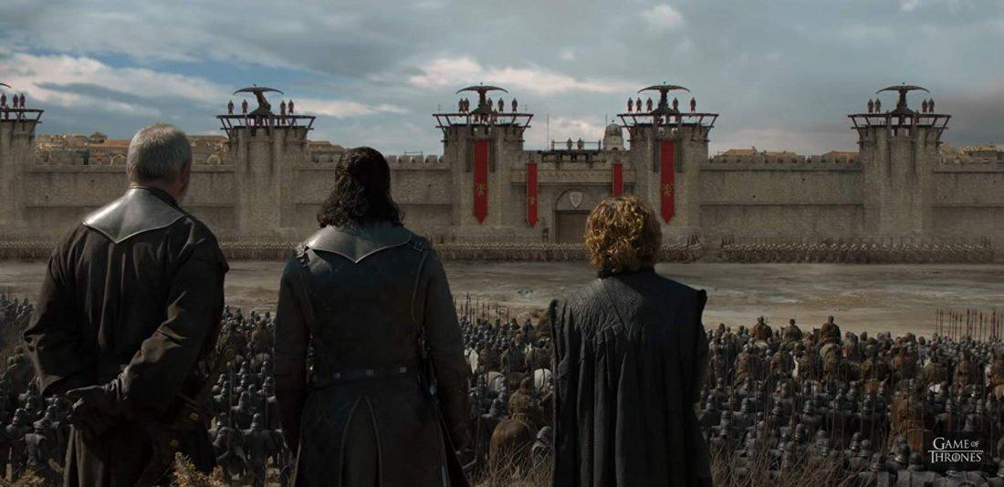 Il Trono Di Spade Stagione 8 Episodio 5 8
