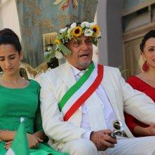 Mò Vi Mento - Lira di Achille: Andrea Roncato in una scena del film