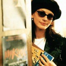 Notting Hill: Julia Roberts durante una scena del film