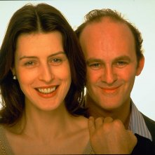 Notting Hill: Tim McInnerny, Gina McKee in una foto promozionale