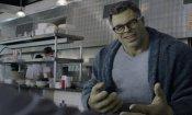 Avengers: Endgame, ecco come il team degli effetti speciali ha creato Smart Hulk