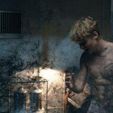 The Rain: Lucas Lynggaard Tønnesen in una scena della seconda stagione