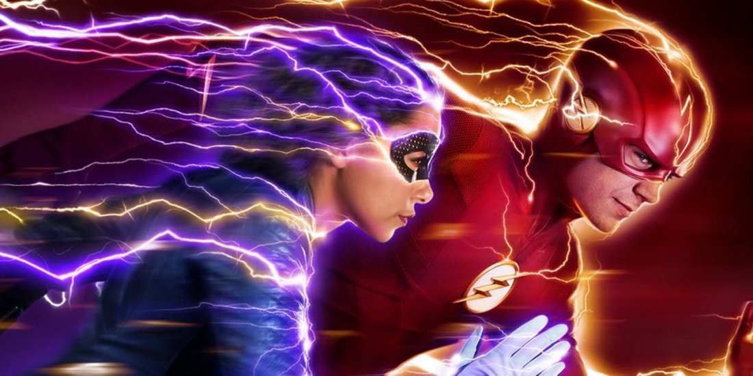 The Flash Stagione 5 2