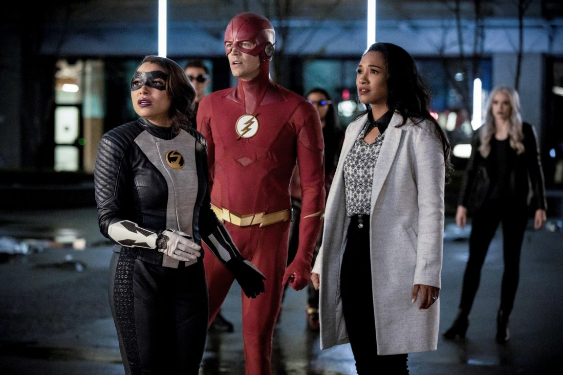The Flash Stagione 5 6